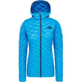 The North Face Thermoball Pro Kapuzenjacke Damen bomber blue